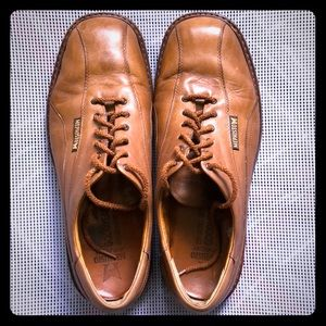 Mephisto dress shoes